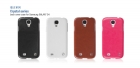 Ốp lưng da Samsung Galaxy S4, i9500 HOCO Crystal Series Back Cover Case