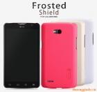 Ốp lưng LG L80/ D380 ( Hiệu NillKin, Super Frosted Shield )
