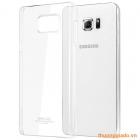 Ốp lưng Samsung Galaxy Note 5 N920 nhựa cứng trong suốt hiệu iMak