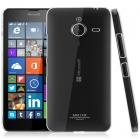 Ốp lưng Microsoft  Lumia 640XL & Lumia 640 nhựa cứng trong suốt hiệu iMak