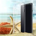Ốp lưng Sony Xperia C4 nhựa cứng trong suốt hiệu iMak