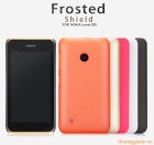 Ốp lưng Nokia Lumia 530 ( Hiệu NillKin, Super Frosted Shield )