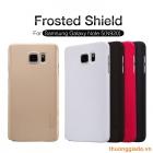 Ốp lưng Samsung Galaxy Note 5 N920 (Loại sần hiệu NillKin) Super Frosted Shield