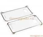 Ốp lưng Samsung Trong Suốt cho Samsung Galaxy S6 Edge Plus Chính Hãng (Clear Cover)