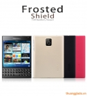 Ốp lưng sần NillKin BlackBerry PassPort-Q30 Super Frosted Shield