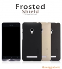 Ốp lưng sần NillKin cho Asus Zenfone 5 _ Asus A500 Super Frosted Shield