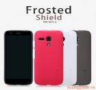 Ốp lưng sần NillKin cho Motorola Moto G Super Frosted Shield