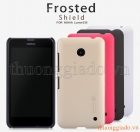 Ốp lưng sần NillKin cho Nokia Lumia 630 Super Frosted Shield