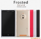 Ốp lưng sần NillKin cho Nokia Lumia 830 Super Frosted Shield