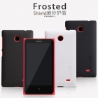 Ốp lưng sần NillKin cho Nokia X ( RM-980) Super Frosted Shield