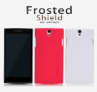 Ốp lưng sần NillKin cho Oppo Find 5 Mini R827 Super Shield Shell
