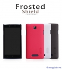 Ốp lưng sần NillKin cho Oppo Neo R831 Super Frosted Shield