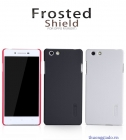 Ốp lưng sần NillKin cho Oppo R1 R829 Super Frosted Shield