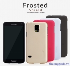 Ốp lưng sần NillKin cho Samsung Galaxy S5 (SM-G900) Super Frosted Shield