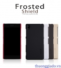 Ốp lưng sần NillKin cho Sony Xperia Z2 L50 Super Frosted Shield