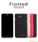 Ốp lưng sần NillKin LG L90/ D405/ D410/ D415 Super Frosted Shield