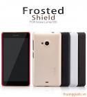 Ốp lưng sần NillKin Microsoft Lumia 535 Frosted Shield