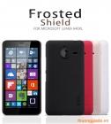 Ốp lưng sần NillKin Microsoft Lumia 640XL Super Frosted Shield