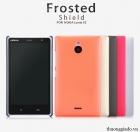 Ốp lưng sần NillKin Nokia X2 (2 sim) Super Frosted Shield