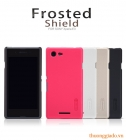 Ốp lưng sần NillKin Sony Xperia E3 Super Frosted Shield