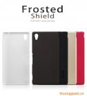 Ốp lưng sần NillKin Sony Xperia M4 AQUA Super Frosted Shield