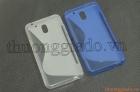Ốp lưng silicon cho HTC Desire 610 ( Soft Protective Case )