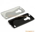 Ốp lưng silicon cho LG  G4 Beat G4S (Hiệu S Line) TPU Case