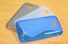 Ốp lưng silicon cho LG L90 2 SIM - D410 Soft Protective Case