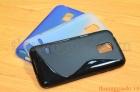 Ốp lưng silicon cho Samsung Galaxy  S5 mini ( SM-G800 ) Soft Protective Case