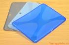 """Ốp lưng Samsung Galaxy Tab 4 10.1""""/ T531/ T530, ốp lưng silicone hiệu X-Line"""