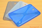 """Ốp lưng silicon cho Samsung Galaxy Tab 4 8.0"""" T331 Soft Protective Case"""