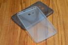 Ốp lưng Samsung Galaxy Tab 3 Lite/ T111/ ốp lưng silicone hiệu X-Line (Soft Protective Case)