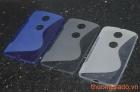 Ốp lưng silicon Google Nexus 6 ( S-Line, TPU Case )