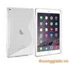 Ốp lưng silicon iPad  Air 2 ( Hiệu S Line )