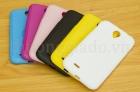 Ốp lưng Silicon Lenovo A850 (Nhiều màu sắc) Soft Case