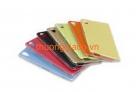 Ốp lưng silicon màu sắc cho Sony Xperia M4 AQUA