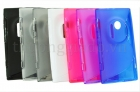 Ốp lưng Silicon Nokia Lumia 1020 (Hiệu S-Line) Soft Case
