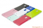 Ốp lưng Samsung Galaxy Note Edge/ N915 (ốp lưng silicone HERA Premium Jelly Case)