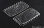 Ốp lưng silicone Asus Zenfone 2 - ZE551ML (loại siêu mỏng,ultra thin soft case )