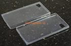 Ốp lưng silicon siêu mỏng cho Lenovo K920 Vibe Z2 TPU Ultra Thin Case