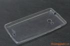 Ốp lưng silicon Microsoft Lumia 535, loại siêu mỏng