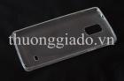 Ốp lưng Samsung Galaxy Note 4/ SM-N910, loại silicone siêu mỏng