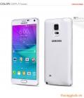 Ốp lưng Samsung Galaxy Note 4/ N910/ Loại silicone siêu mỏng, hiệu HOCO