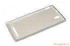 Ốp lưng silicone Sony Xperia C3/ S55T/ C2533/ C2502, loại siêu mỏng, ultra Thin Case
