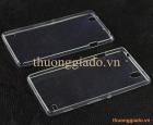 Ốp lưng silicon siêu mỏng Sony Xperia C4 Ultra thin Case
