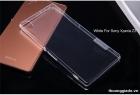 Ốp lưng silicon siêu mỏng Sony Xperia Z3/ L55 ( Hiệu NillKin, Nature TPU case )