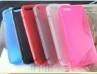 Ốp lưng silicon S-Line cho BlackBerry Z10 ( Soft Protective Case )