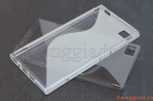 Ốp lưng silicon MI 3 Mi3 Soft Case