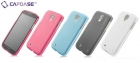 Ốp lưng silicone CAPDASE Samsung Galaxy S4, i9500 Soft Jacket Xpose Case