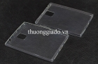 Ốp lưng silicone siêu mỏng trong suốt BlackBerry Passport Q30 ( Ultra thin Case )
